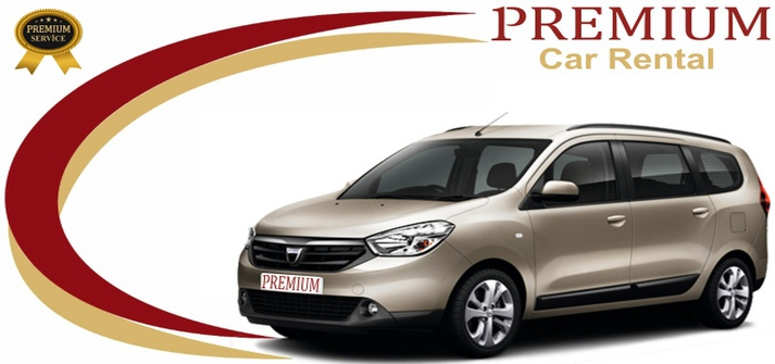 Dacia Lodgy 1.5 dCi 7 Person