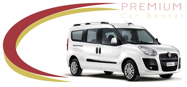 Fiat Doblo (IWMD) or similar
