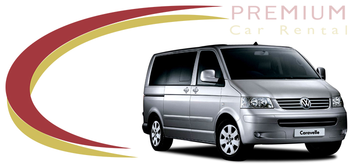 VW Caravelle 2.0 TDI 9 Person