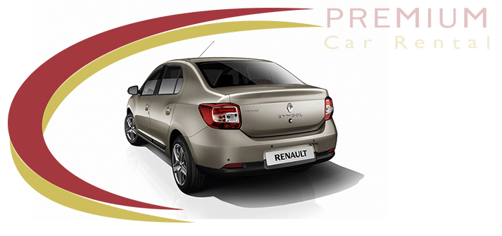 Renault Symbol 1.2 (CDMR) or similar