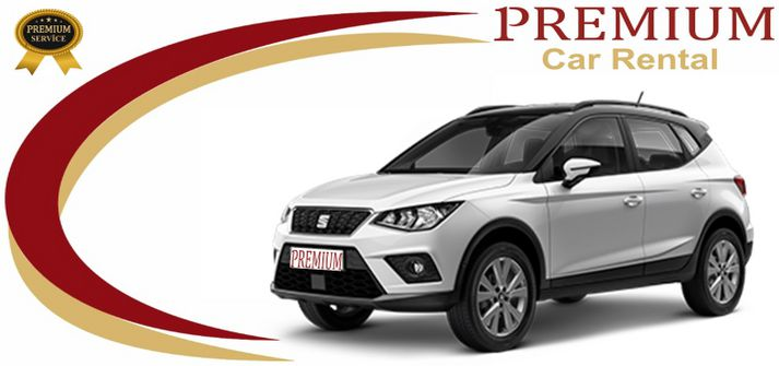 Seat Arona 1.6 TDI (SDAD) or similar